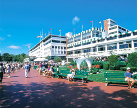 Monmouth Racetrack